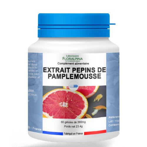 Rue Des Plantes extrait de pépins de pamplemousse 60 gélules - 45% de...