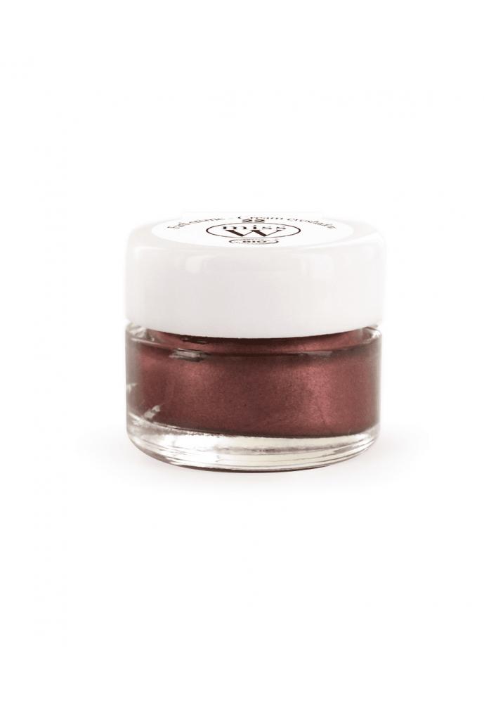 ECOCERT Fard crème - paupières - miss w - prune nacré n°22