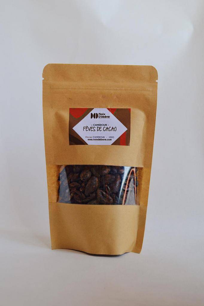 Noixdebene Fèves de Cacao 100 g