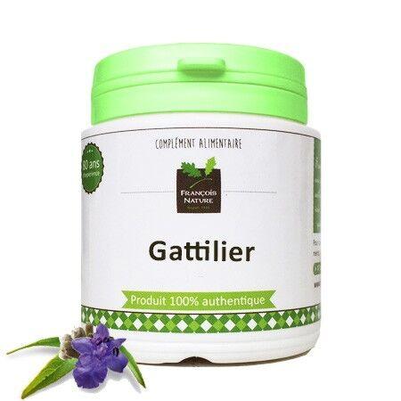 François Nature Gattilier1000 gélules gélatine bovine
