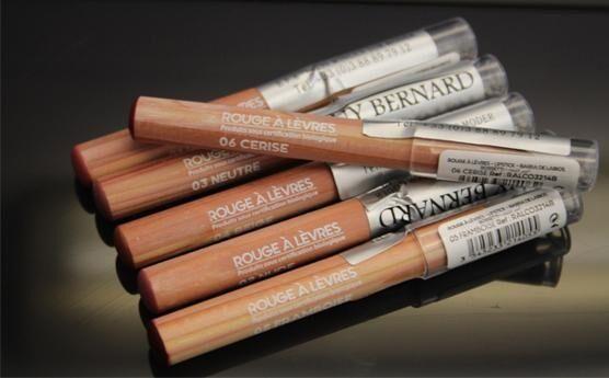 Guy Bernard Cosmétiques Crayon Bio Rouge à Lèvres N° 3 Beige Rosé