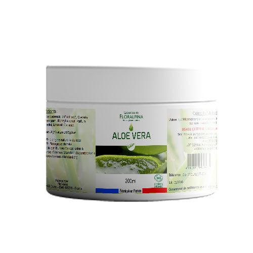 Rue Des Plantes Gel Aloe Vera BIO 99,2% 200ml