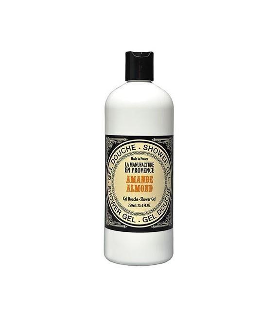 ECOCERT Gel douche bio à l'huile d'amande douce 750ml