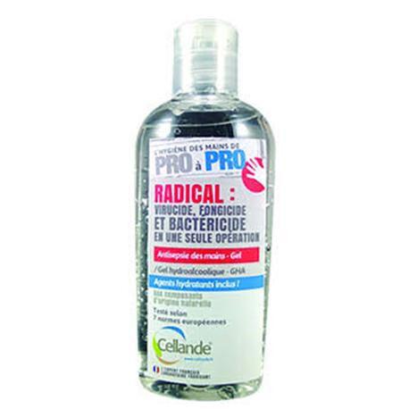 Essentielbio Gel antiseptique hydroalcoolique GHA - 100 ml / 500 ml -...