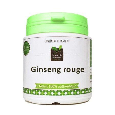 François Nature Ginseng Rouge CA Meyer Racine. Gélules Complément Alimentaire240...