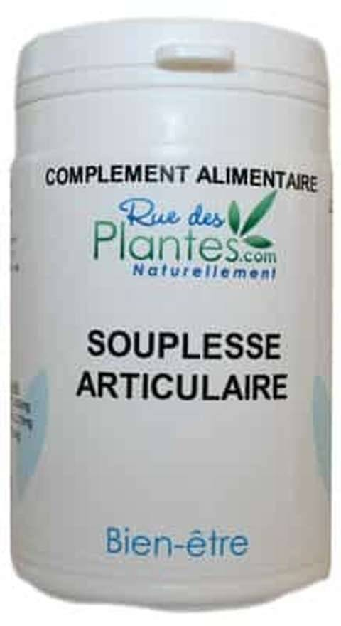 Rue Des Plantes Glucosamine - Chondroïtine 120 gélules