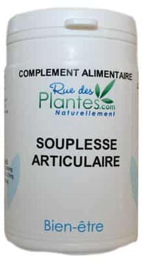Rue Des Plantes Glucosamine - Chondroïtine 60 gélules