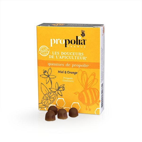 PROPOLIA Gommes Propolis-Orange - Propolia