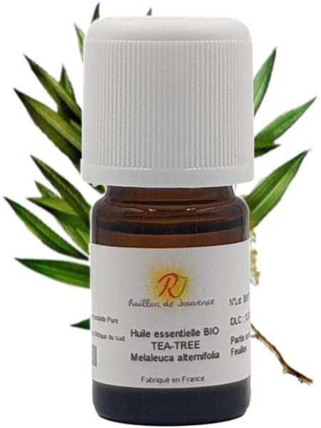 Raillon De Jouvence Huile essentielle de Tea Tree Bio 10ML