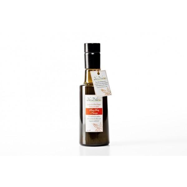 Les Essentiels D'isabelle Huile d'olive saveur ylang ylang et orange   250 ml