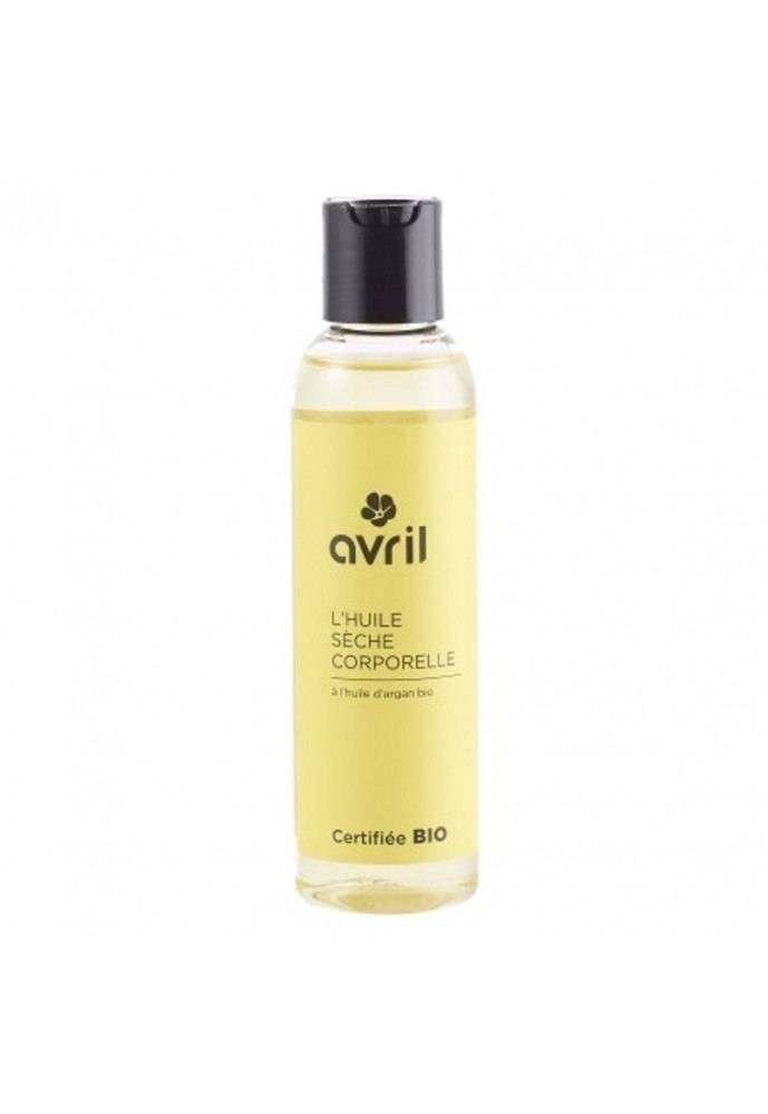 ECOCERT Huile corporelle à l'huile d'argan bio - 150 ml