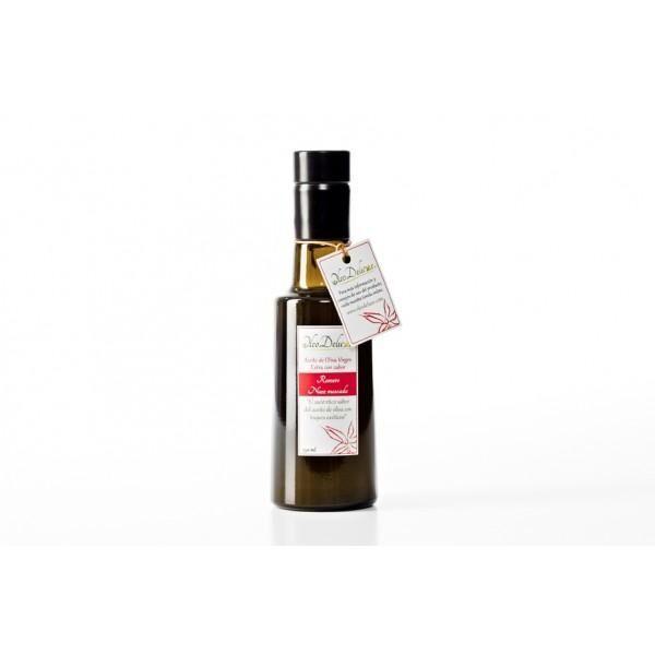 Les Essentiels D'isabelle Huile d'olive saveur romarin et noix de muscade 250 ml