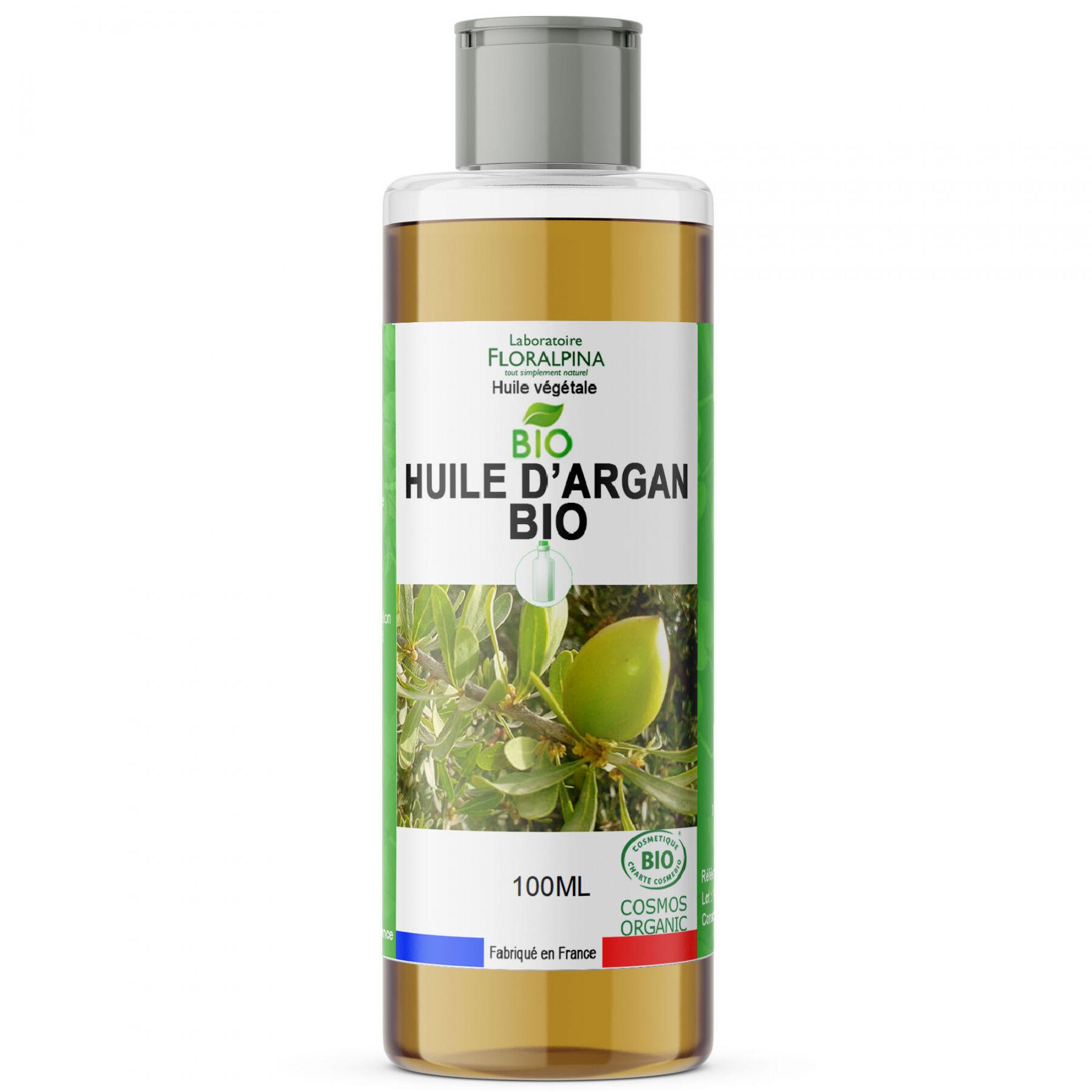 Rue Des Plantes Huile végétale d'argan BIO - 100 ml