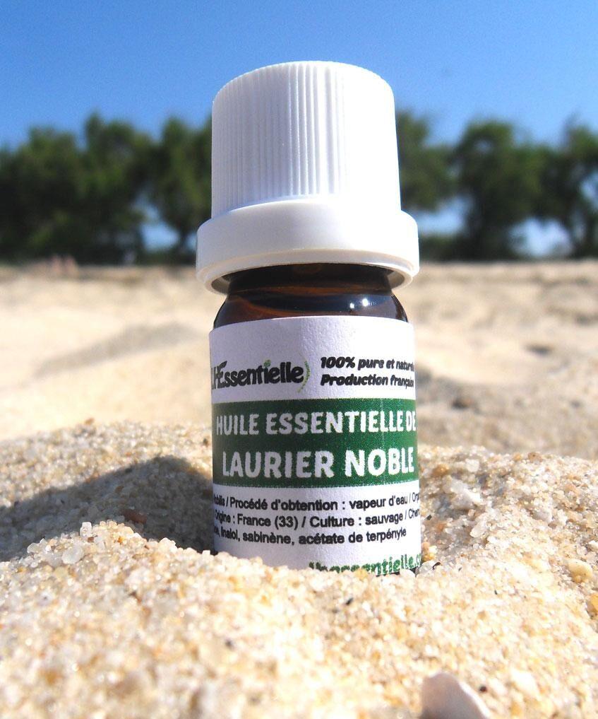 L'hessentielle Huile essentielle de laurier noble bio 5ml
