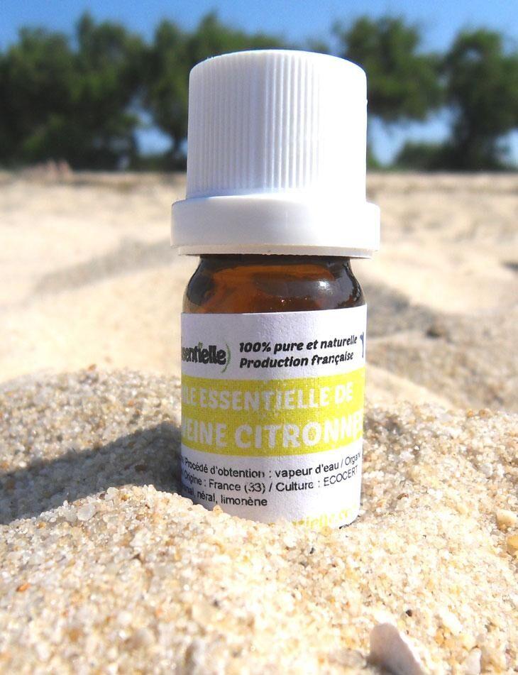 L'hessentielle Huile essentielle de verveine citronnée bio 2ml