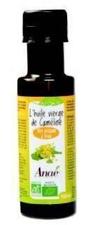 ECOCERT Huile vierge de Caméline bio 100 ml - AB - Ecocert