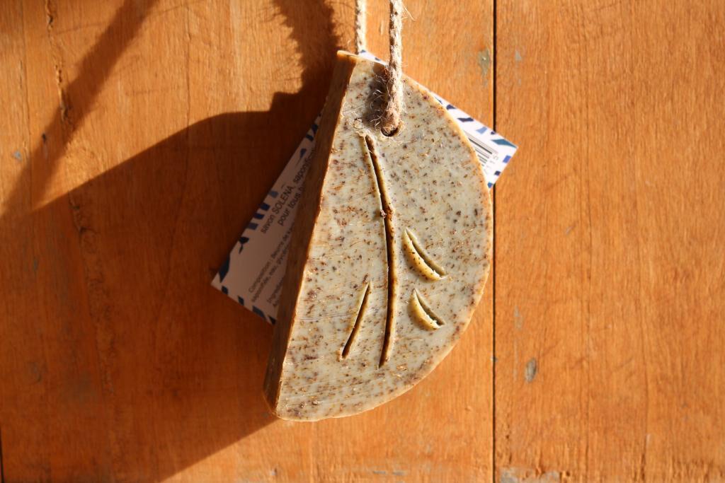 Garobulles le Solena savon surgras à l'huile d'olive fleur de lavande &...