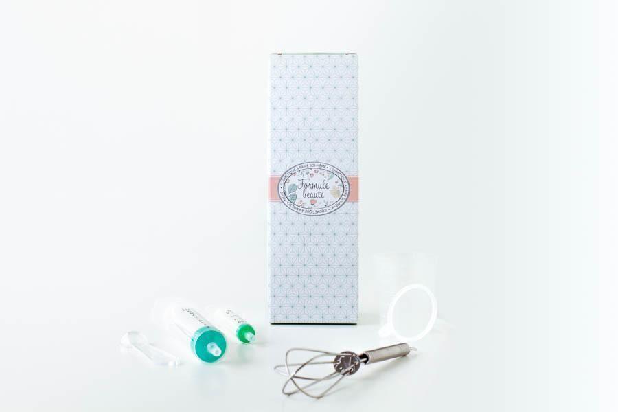 Formule BeautÉ Kit d'accessoires de fabrication