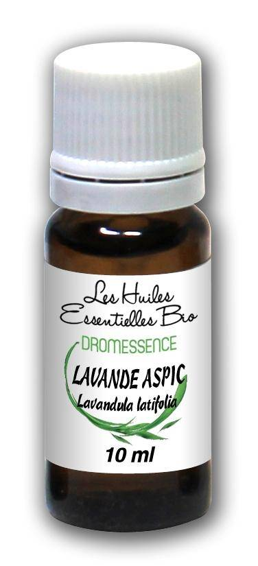 Dromessence Huile essentielle Lavande aspic BIO 10 ml DROMESSENCE