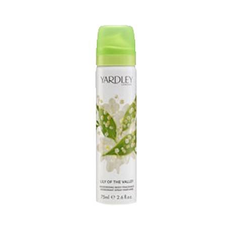 LILY OF THE DESERT LILLY OF THE VALLEY Déodorant Spray