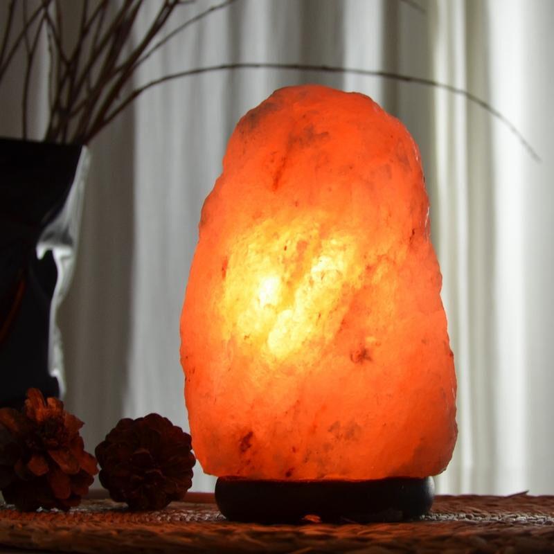ZEN'ARÔME Lampe de Sel d'Himalaya de 2 à 3 Kg