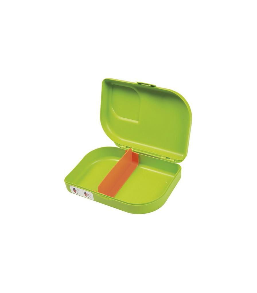 Jolie PlanÈte Lunchbox ou boîte à goûter - Vert