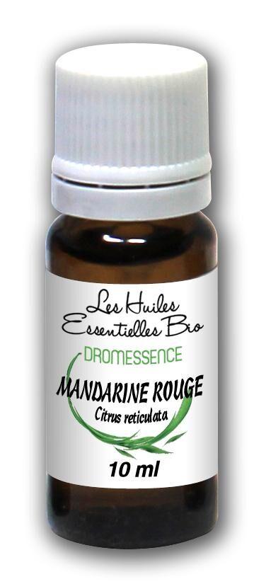 Dromessence Huile essentielle Mandarine rouge BIO 10 ml DROMESSENCE