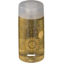 MARILOU BIO Huile Démaquillante à l'huile d'amande Douce Bio 125 ml