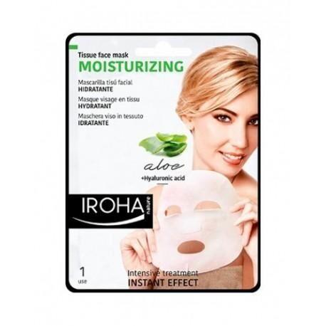 Consomacteurs Associés Tissu masque de beauté - Hydratant Aloe Vera