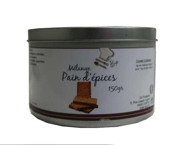 Rue Des Plantes Mélange pour pain d'épices 120g