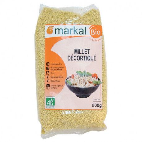 MARKAL Millet Décortiqué 500g-Markal