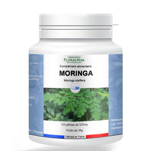 Rue Des Plantes Moringa 120 gélules - vitamines, minéraux, antioxydants -...