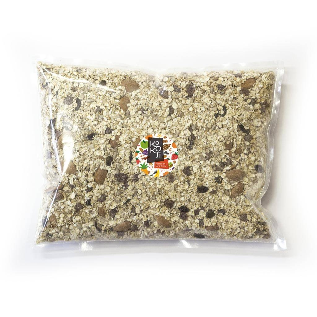 Kokoji Muesli flocon Bio KoKoji Energie multi-graines : tournesol,...