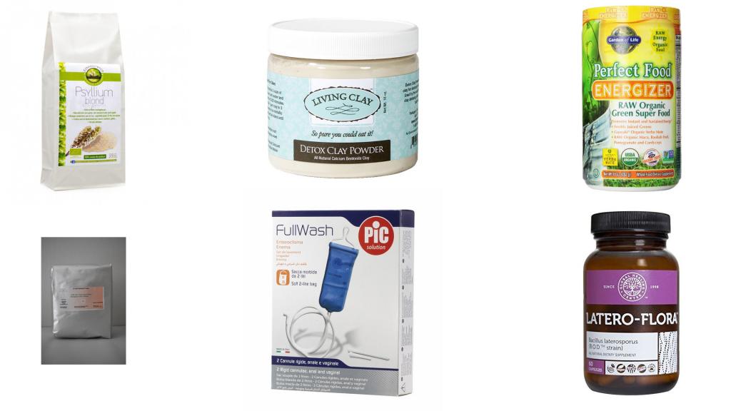 Santé Détox Pack Nettoyage Intestins (2 Mois)