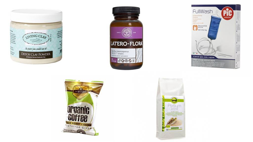 Santé Détox Pack Nettoyage Intestins (4 Semaines)