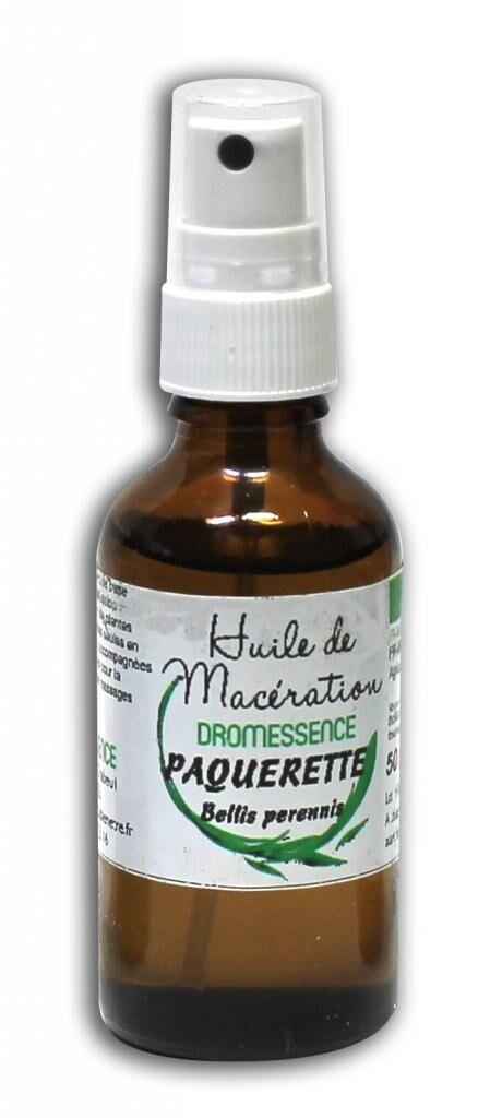 Dromessence Huile végétale de Pâquerette BIO  (macérât) 100 ml DROMESSENCE