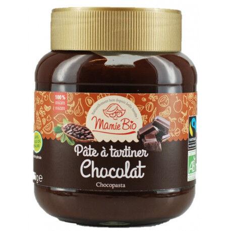 MAMIE BIO PATE A TARTINER Chocolat