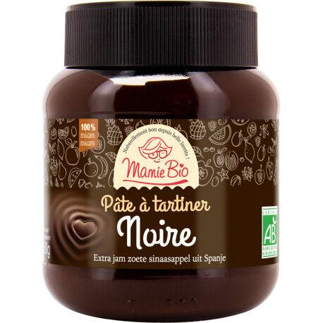 MAMIE BIO Pâte à Tartiner Noire Bio 350g-Mamie Bio