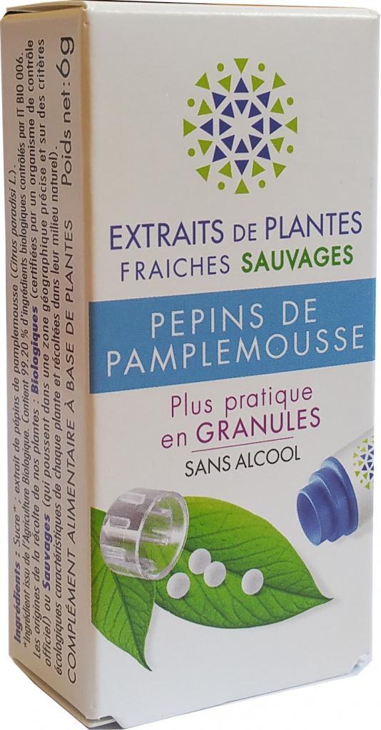 Kosmeo PEPIN DE PAMPLEMOUSSE Teinture Mère  d'extaits de plantes...