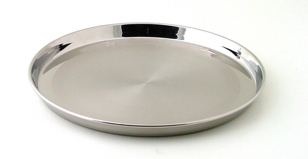 Baumstal Moule à tarte inox 36 cm