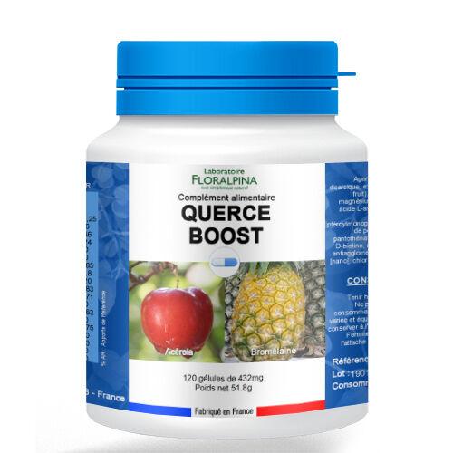 Rue Des Plantes Quercéboost 120 gélules, prémix multi-vitaminé, système...