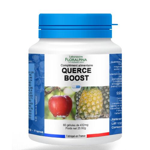 Rue Des Plantes Quercéboost 60 gélules, prémix multi-vitaminé, système...