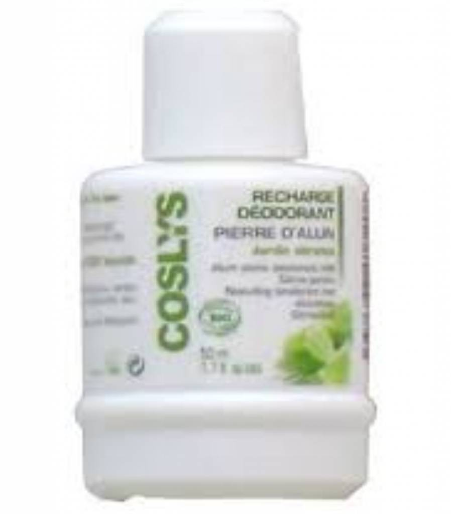 Essentielbio Recharge DEODORANT PIERRE D'ALUN  - 50 ml -