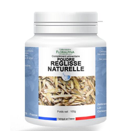 Rue Des Plantes Réglisse naturelle poudre 100 g