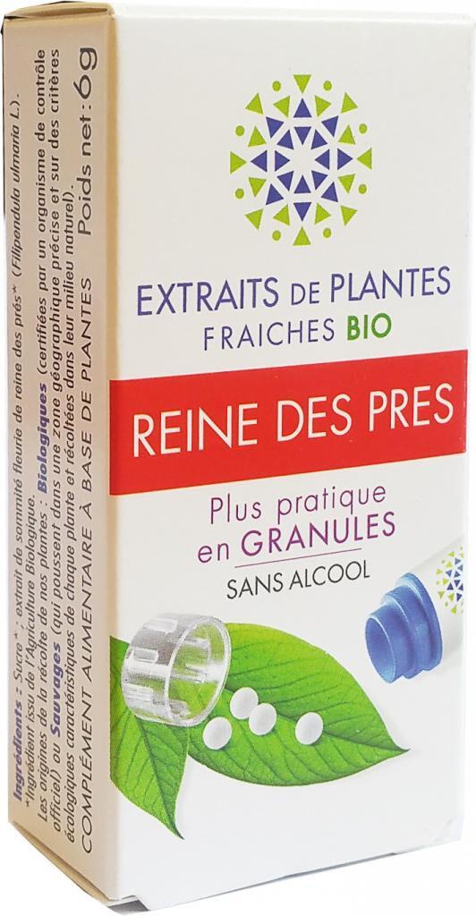 Kosmeo REINE DES PRES Teinture Mère  d'extaits de plantes fraiches...
