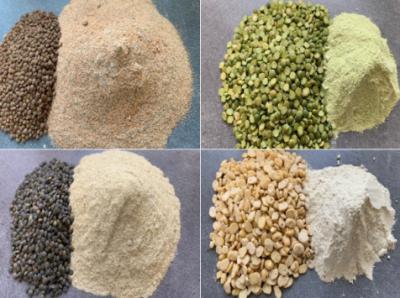 Tairanga Nutrition Lot découverte 8x500g farines de légumineuses bio