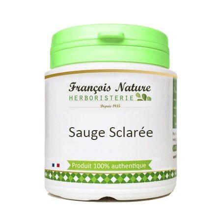 SALVIA Sauge Sclarée Gélules ou Poudre240 gélules gélatine végétale
