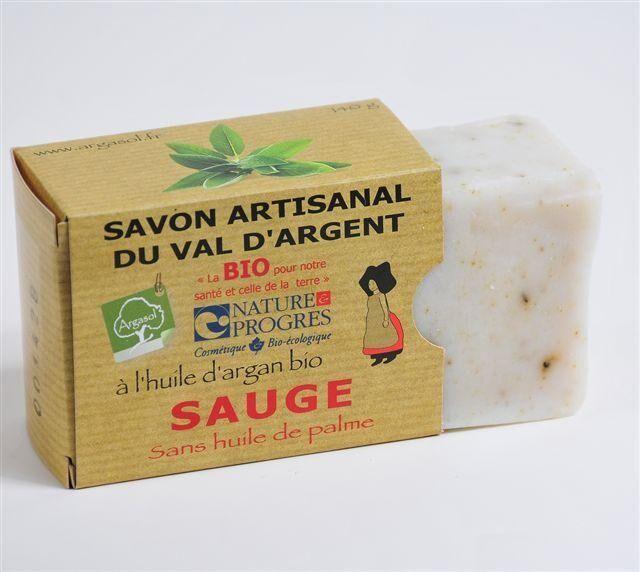 SALVIA Savon Sauge 140G