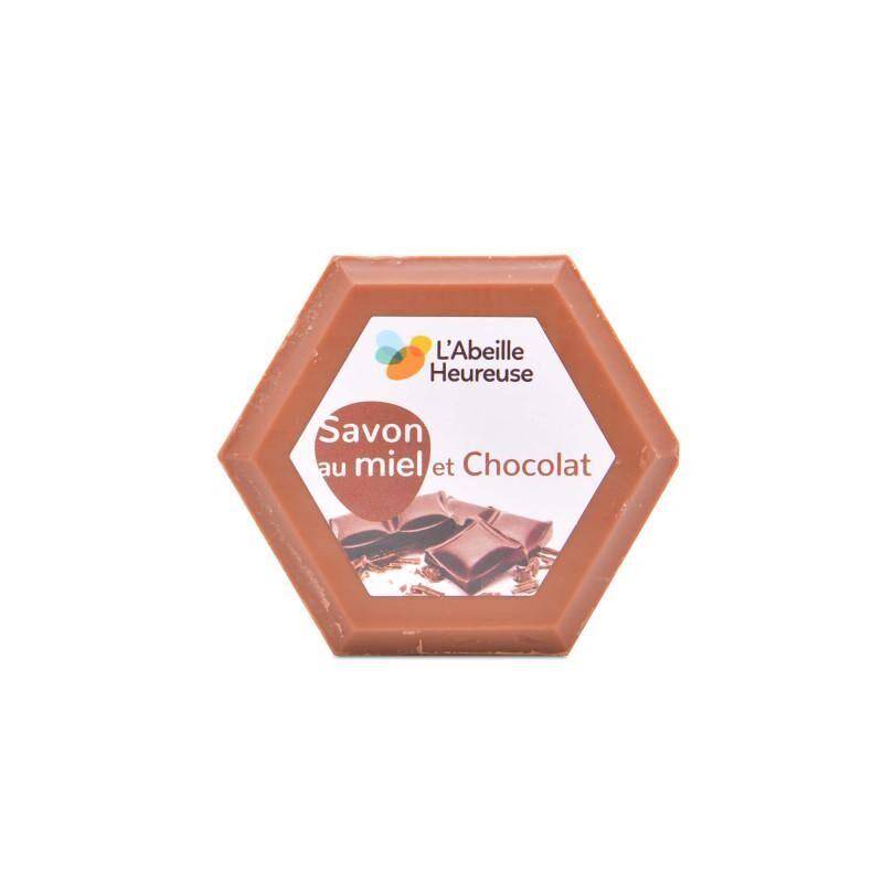 Abeille Heureuse Savon au Miel et Chocolat 100g