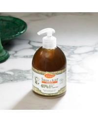 Joudy Cosmétique Naturel Et Bio Savon d'Alep liquide BIO Premium 40 % 500 ml